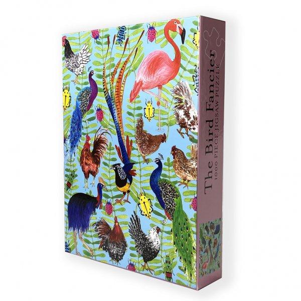 Bird Fancier puzzle box