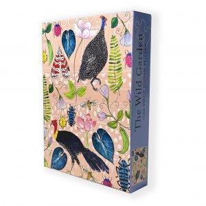 Wild Garden puzzle box